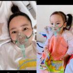 Солонгон Аашт охинтойгоо хамт амьсгалын аппарат зүүтлээ XYHДЭРЧЭЭ…